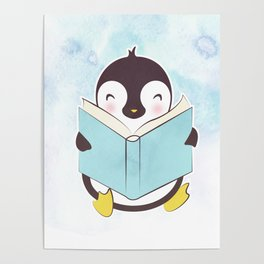 PENGUIN READS Poster