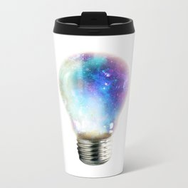 Light up your galaxy Metal Travel Mug