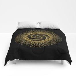 Sacred geometry Comforters