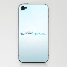 Lake Winnibigoshish iPhone & iPod Skin