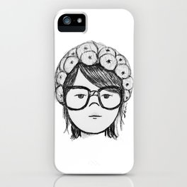 Kayla Bean iPhone Case