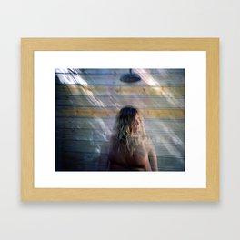 Sherry/Double Framed Art Print