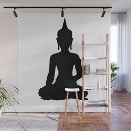 Simple Buddha Wall Mural