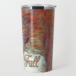 Fall Brilliance Travel Mug