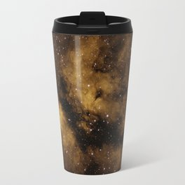 IC 1318 Nebula Travel Mug