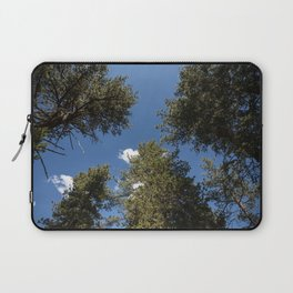 Angelus Oaks Forest and Sky Laptop Sleeve