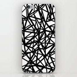 Ab  Out T Double iPhone Skin