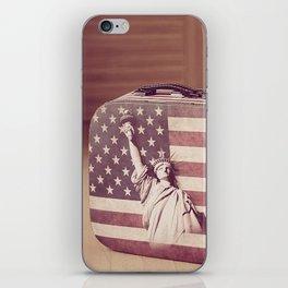 The America  iPhone Skin