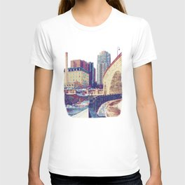 Stone Arch Bridge T-shirt