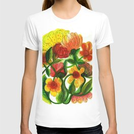 Flowers to Daniel T-shirt