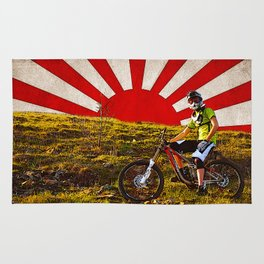 Empire of Riders Rug