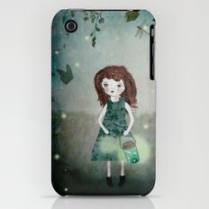 Friends of the night iPhone (3g, 3gs) Slim Case