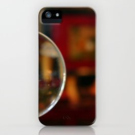 Magnifying Glass iPhone Case
