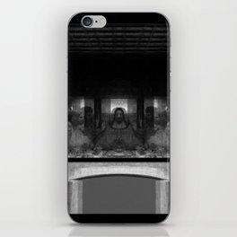 Alien Supper iPhone Skin