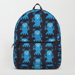 Undiscovered Sea Creatures Backpack