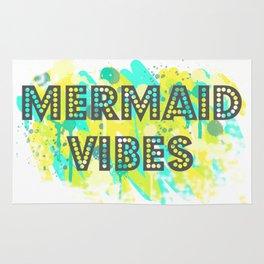 Mermaid Vibes Rug