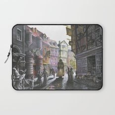 Diagon Alley Laptop Sleeve