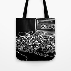 Noir Relax & Unwind Tote Bag