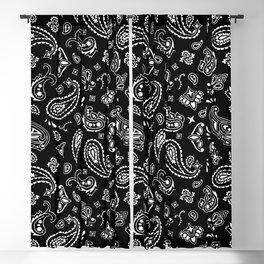 Bandana Blackout Curtain