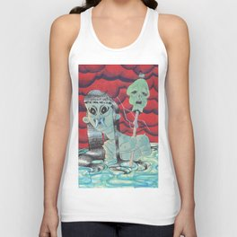 From the Depths Unisex Tank Top