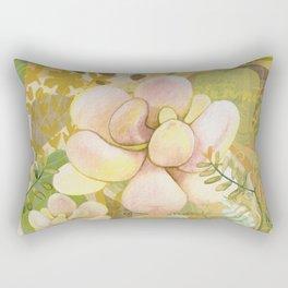 Grenada Garden Rectangular Pillow