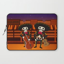 Mexico Mariachi Laptop Sleeve
