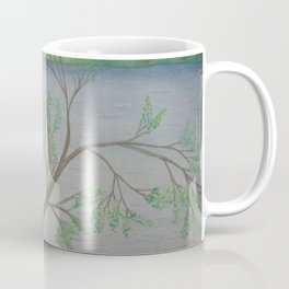 Banks of the Canal Coffee Mug
