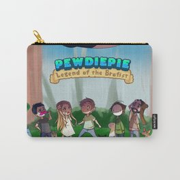 Pewdiepie: Legend of Brofist Carry-All Pouch