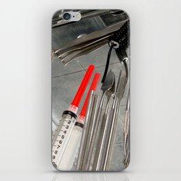 Medical Utensils iPhone Skin