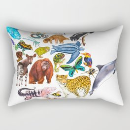 Their Lives Are In Our Hands Rectangular Pillow