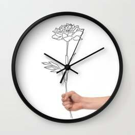 For her Wall Clock