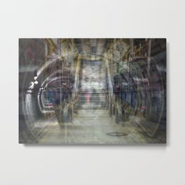 Trapped in a Moment Metal Print
