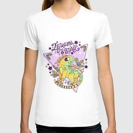 Iguana be a star T-shirt