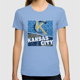 Big Bleu Design KC Block T-shirt