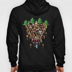 Super Twin Peaks Hoody