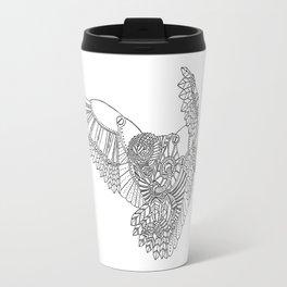 Mechanical Owl Travel Mug