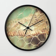 The Beginning Wall Clock