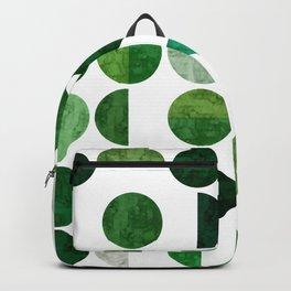 Minimalist pattern I Backpack