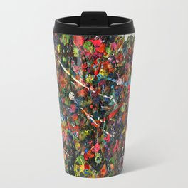 Overstocked Lake Travel Mug