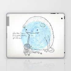 It's a secret. Laptop & iPad Skin