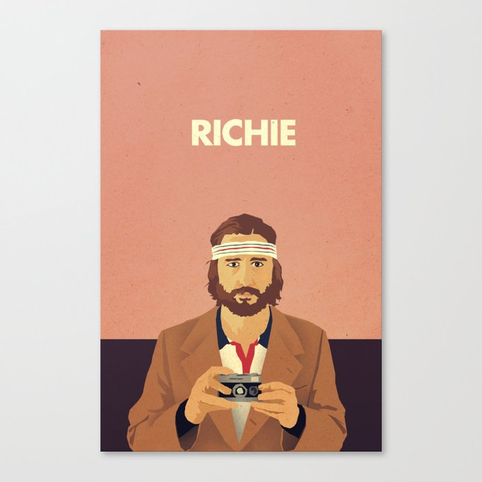 Richie Canvas Print