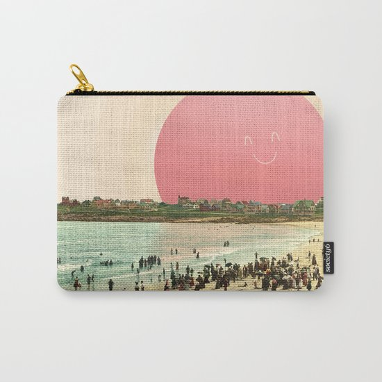 Proud Summer Sun Carry-All Pouch