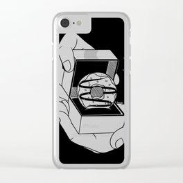 How sweet it is Clear iPhone Case