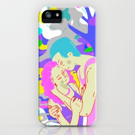 Relationship iPhone Case