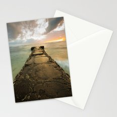 Sunset over Maili Stationery Cards