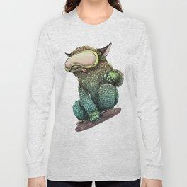 snowboarder Long Sleeve T-shirt