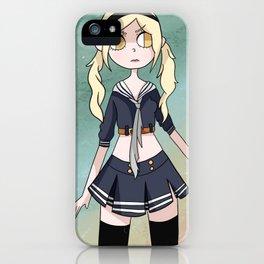 Babydoll iPhone Case