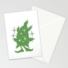 Buddie Krystals Stationery Cards
