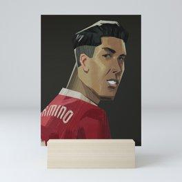 Firmino Portrait Mini Art Print