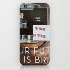 Delight Warning Slim Case iPhone 6s